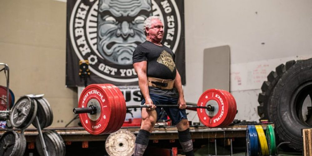 Rudy is Back to Breaking Powerlifting World Records After Receiving Bilateral OVO Implants