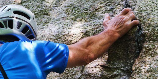 Horolezec s implantátom HemiCAP v ramene opäť aktívne športuje